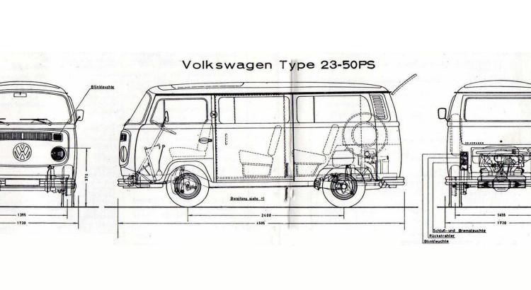 "Volkswagen Transporter. Mów mi po prostu ""Ogórek"""