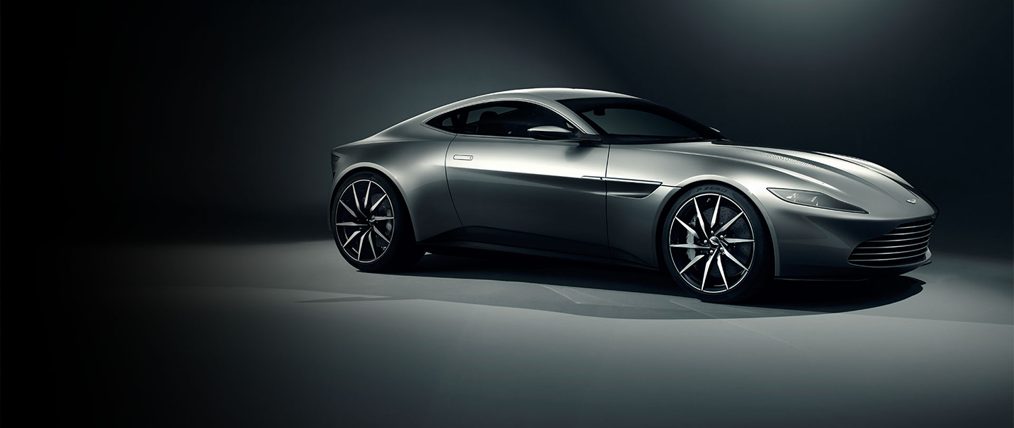 Aston vel.SHARK Martin DB10