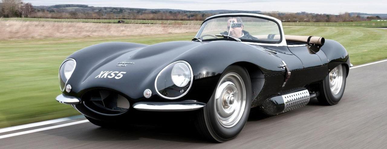 Zbudują (na nowo!) Jaguara XKSS