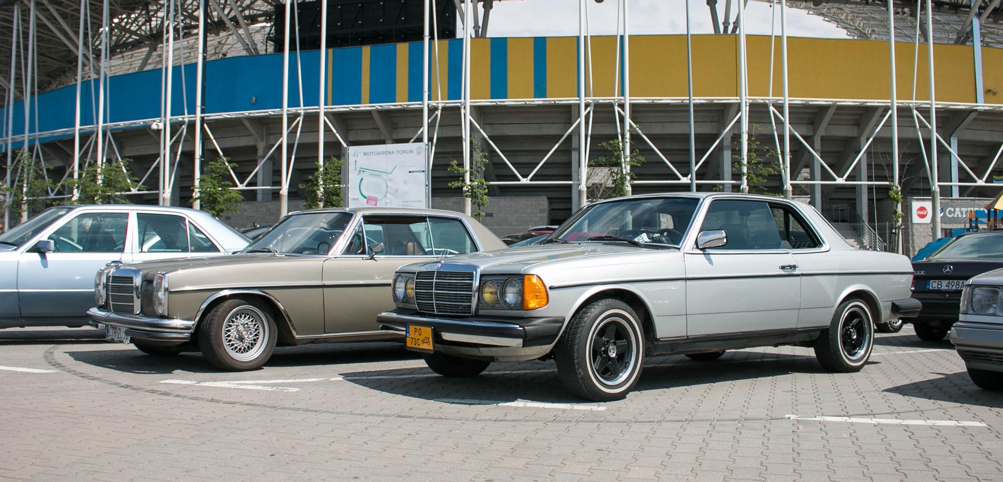 Toruń stolicą Mercedesów.