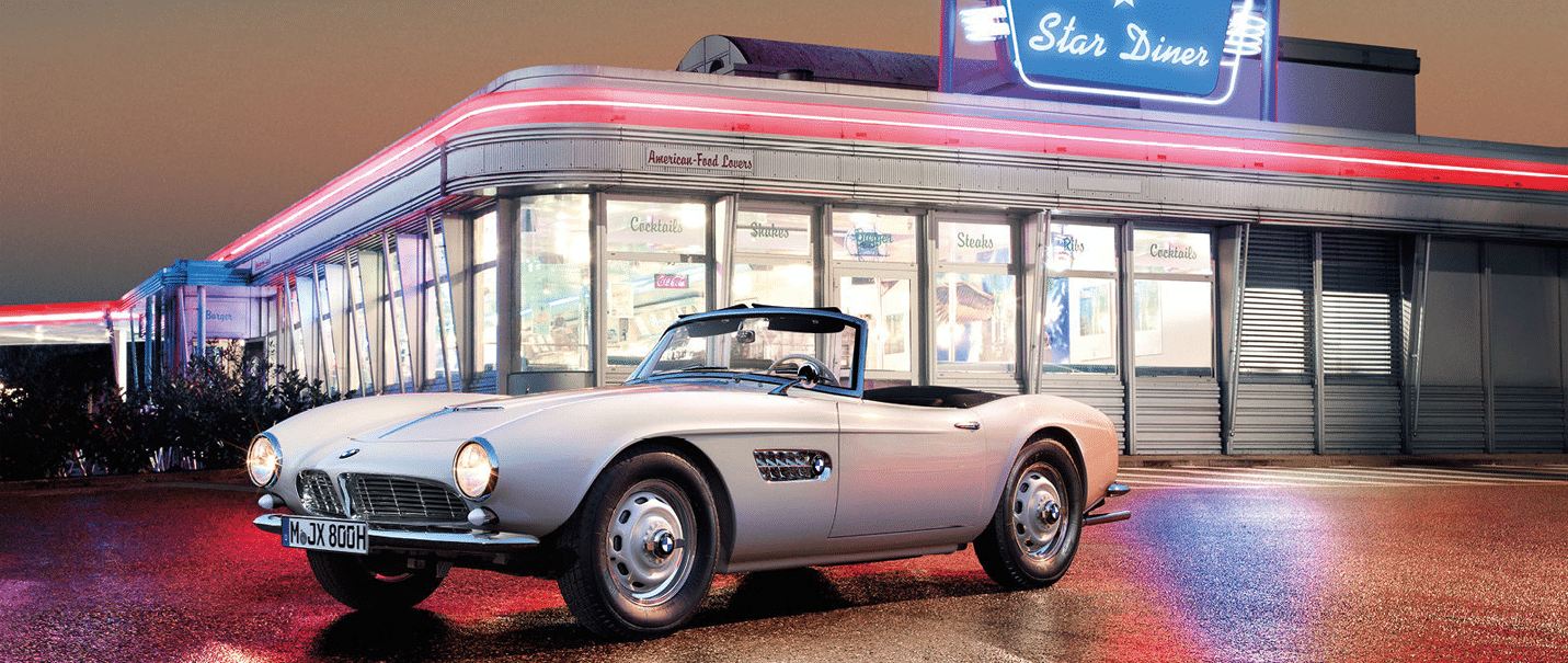 BMW 507 Elvisa!