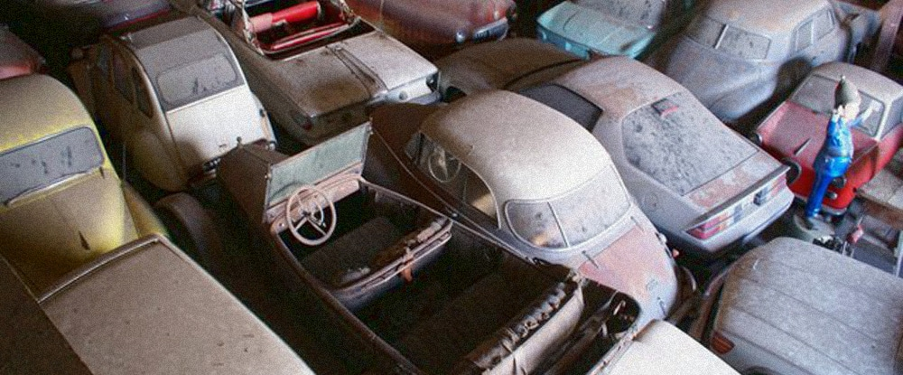 W USA zlicytują 700 klasycznych aut z prywatnej kolekcji!