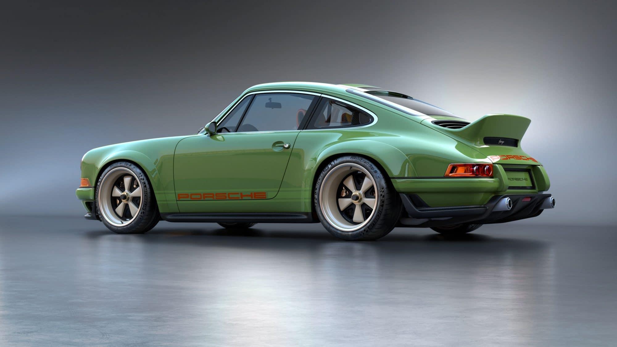 Porsche 964 jakiego świat jeszcze nie widział!