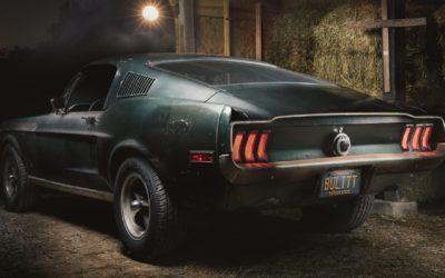 Mustang z filmu Bullitt trafi na aukcję! Kolekcjonerzy zacierają ręce, ale ile może być wart najsłynniejszy wóz Mcqueen'a?