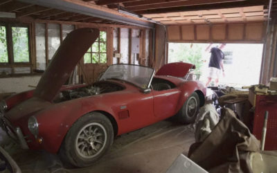Barn Find: Shelby & Ferrari