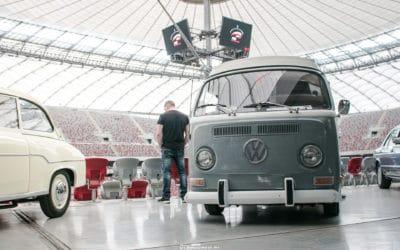 Auto Nostalgia: targi zabytkowej motoryzacji, które trafiły na PGE Narodowy.