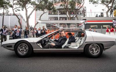 Lamborghini Marzal. Powrót zapomnianego konceptu na tor w Monaco