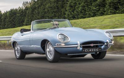 """Wszystko, co chcielibyście wiedzieć na temat """"królewskiego"""" Jaguara E-type"""