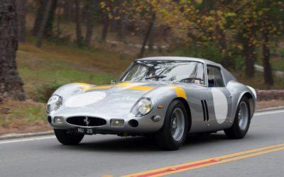 Ferrari 250GTO najdroższym samochodem na świecie. Co jest w nim aż tak fajnego?