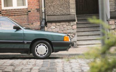 Audi 100 C3: najbardziej aerodynamiczny Youngtimer!