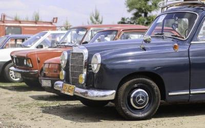 IV Brodnicki Zlot Pojazdów Zabytkowych