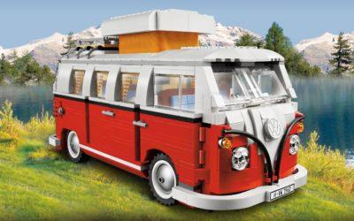Klocki LEGO dla każdego maniaka klasycznej motoryzacji