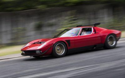 Lamborghini Miura SVR: Włoch, który został Japończykiem