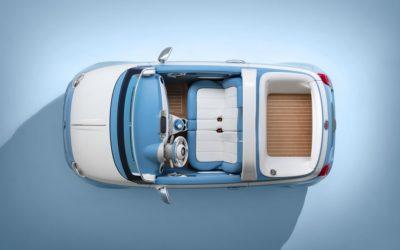Fiat 500 Spiaggina: specjalna wersja na 60-lecie pięćsetki