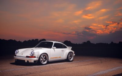 Legendarny Singer w formie: Porsche 911 chłodzone powietrzem, jakiego (naprawdę) świat nie widział.