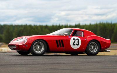 Ferrari 250GTO zmieniło właściciela za ponad 48 mln $. Rekord został pobity!
