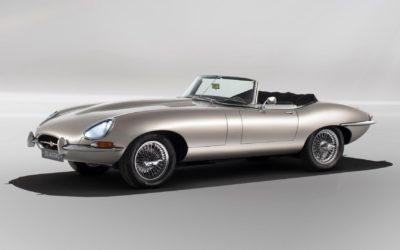 Jaguar E-type 'Zero' trafi do produkcji. Pierwsze egzemplarze najpóźniej w 2020r.