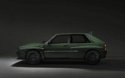 Lancia Delta Futurista: powrót legendarnej rajdówki