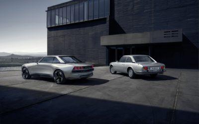 Peugeot próbuje walczyć z elektryczną nudą! Stworzyli Legendę