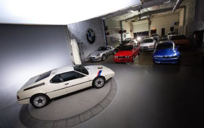 Możesz kupić 13 legendarnych modeli BMW. Kolekcja za ponad 8,7 mln złotych jako jeden zestaw dla dużych chłopców.