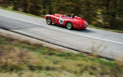 Aukcja RM Sotheby's w Petersen Automotive Museum: w grudniu też można kupić klasyka z najwyższej półki.