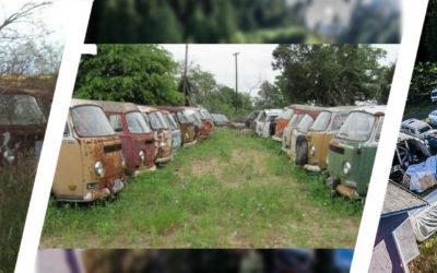 Ogłoszenie dla odważnych szaleńców, mających bzika na punkcie klasycznych Volkswagenów.