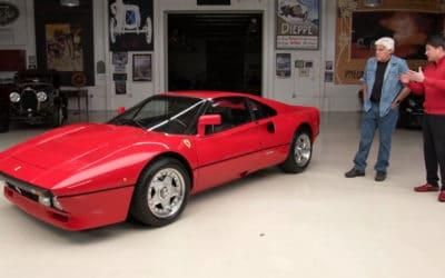 Jay Leno i jedno z fajniejszych Ferrari GTO w historii