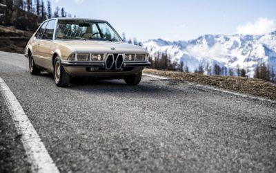 BMW zaprezentowało samochód koncepcyjny Garmisch w Villa d'Este. Prawie 50 lat po zniknięciu oryginału.