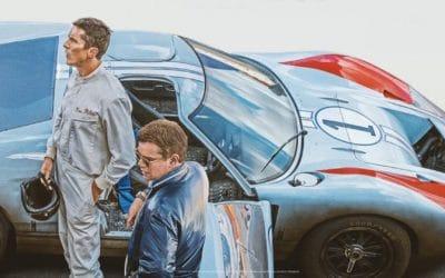 Pierwszy zwiastun filmu Ford v Ferrari opowiadający o rywalizacji podczas LeMans w 1966 r.