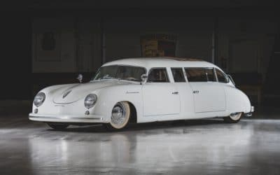 Limuzyna Porsche 356: jeśli myśleliście, że widzieliście wszystko, to jesteście w błędzie