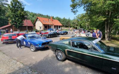 II edycja Classic Mustang Rally