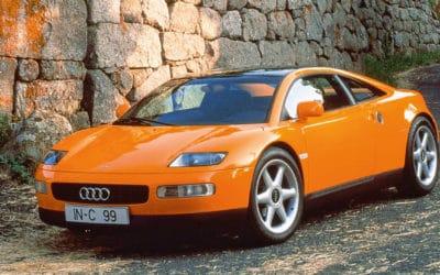 Audi Quattro Spyder, koncept o którym niewielu pamięta.