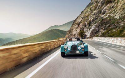 Morgan zaprezentował zupełnie nowy model Plus Four – połączenie klasyki z nowoczesnością