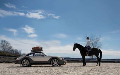 RUF Rodeo, czyli współczesny klasyk marki Porsche do szybkiej jazdy w terenie