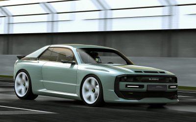 Elektryczne Audi Sport Quattro trafi do sprzedaży! Tyle, że to nie jest Audi, a E-Legend EL1 kosztujące miliony.